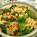 Pasta with Sausage and Veggies by Tom Ipri on Flickr