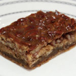 Pecan Pie Bar by Larry on Flickr