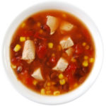 Turkey Salsa Soup by Alice Henneman on Flickr