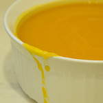 butternut squash soup by mary.w.e. on Flickr