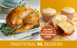 Traditional vs. Modern Thanksgiving