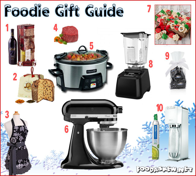 2015 FoodAskew.net Foodie Gift Guide