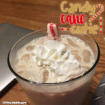 Candy Cane Cutie Cocktail