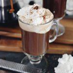 American Q's Bourbon + Bacon Hot Chocolate